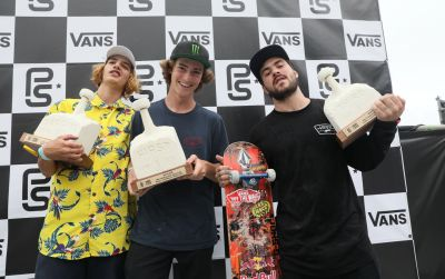 Tom Schaar Surpasses a Stacked Field to Win Vans Park Series Australia Global Qualifier