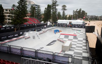 Vans Pro Park is Ready