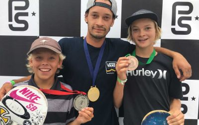 Bowman Hansen Claims VPS Oceania Continental Men's Championship Title