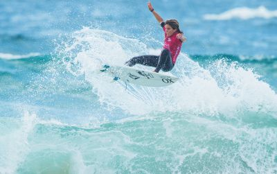 2017 GIRLS MAKE YOUR MOVE WOMEN'S PRO KICKS OFF AT MANLY