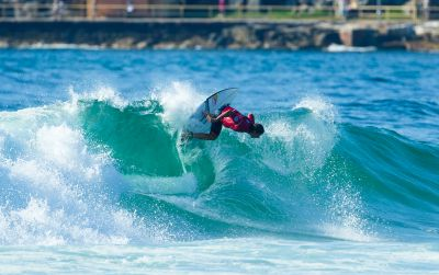 Big Points On Offer At The Australian Open of Surfing