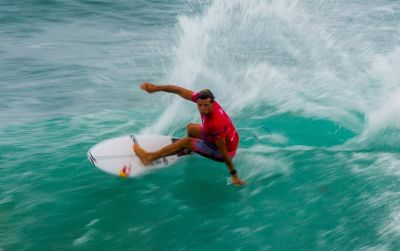SOLID SURF AT MANLY TESTS WORLD'S BEST AT AUSTRALIAN OPEN OF SURFING​