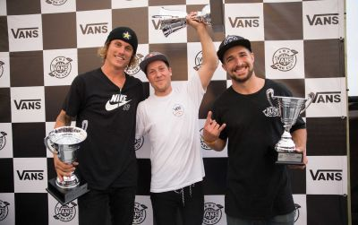 Sergio Layos Wins Vans BMX Pro Cup Sydney Global Qualifier