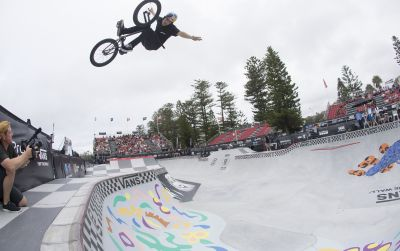 BMX Semi-Finals Gallery