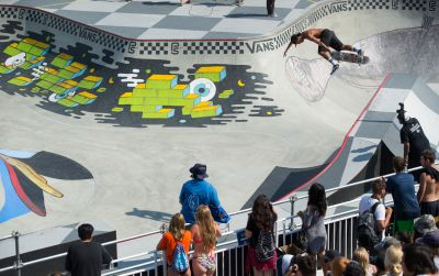 VANS PARK SERIES WORLD CHAMPIONSHIP TOUR & OCEANIA CONTINENTAL CHAMPIONSHIPS KICKS OFF IN SYDNEY